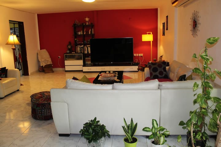 Living Room - Shared Space
