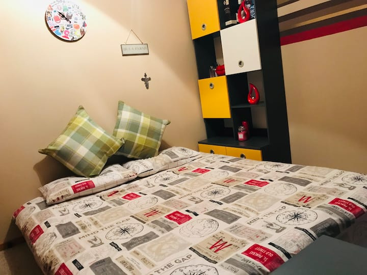 Armani suite