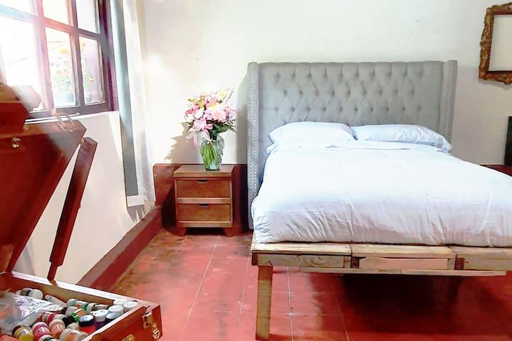 Habitación principal Master bedroom