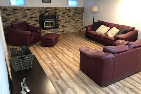 Sumac Suite: Private 2 bd centrally located by USU