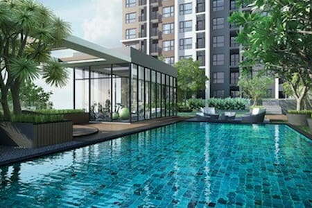 1BR Condo Near BTS / Aspire Condo Fully Furnished - nonthaburi - Other