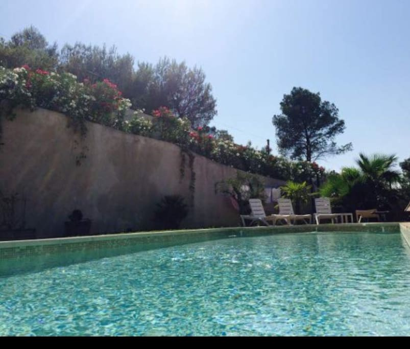 Maison proven ale de 110 m2 avec piscine chauff e houses - Piscine salon de provence ...