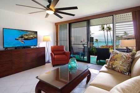 Mahina Surf Classic Hawaian 5 Star Ocean View 1 bd - Lahaina