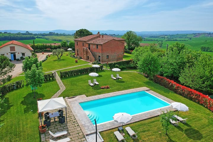 Bandita - Country House Rental in Valdichiana, Tuscany