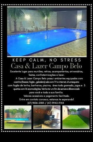 Casa & Lazer Campo Belo