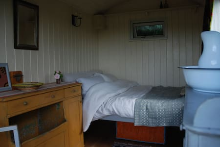 Shepherds Hut in the Brecon Beacons National Park - Hut