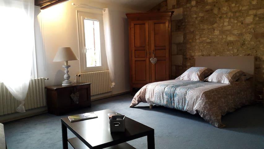 Le T1bis de la rue Berggren. Appartement de charme - Bergerac - Apartmen