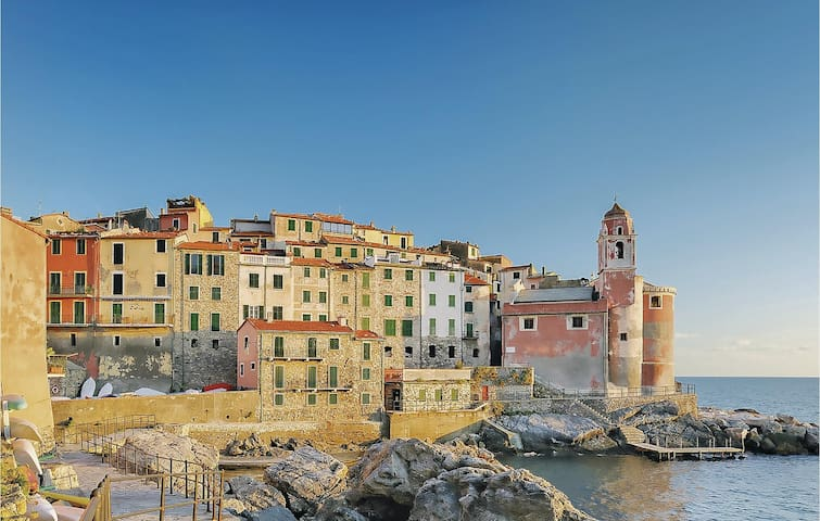 Holiday apartment with 2 bedrooms on 55m² in Tellaro SP
