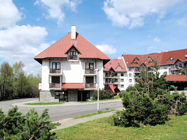 Holiday apartment in Harrachov, close to the centre