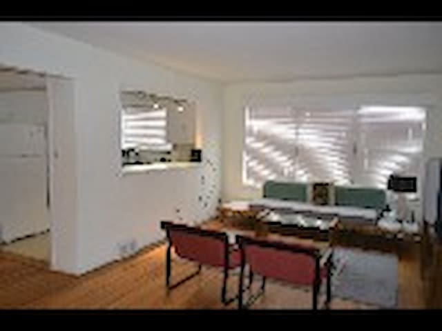 Two bedroom condo off of Woodward Ave.