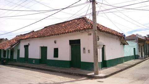 casa colonial campestre