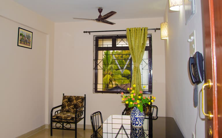 SERVICE APARTMENT (2 BHK) - South Goa - Apartment