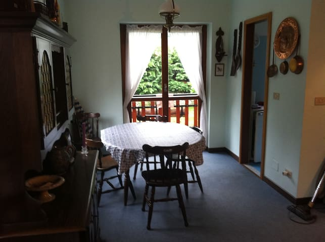 Appartamento in montagna estivo e invernale