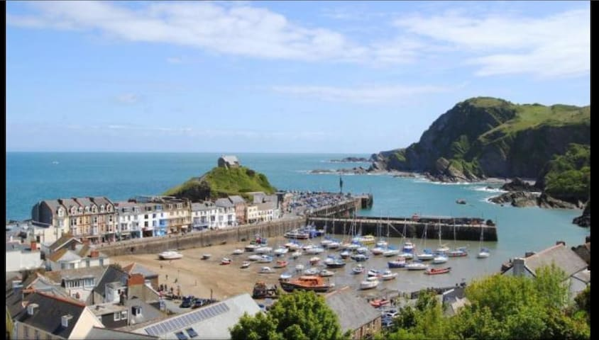 Ifracombe house with unrivalled North Devon views