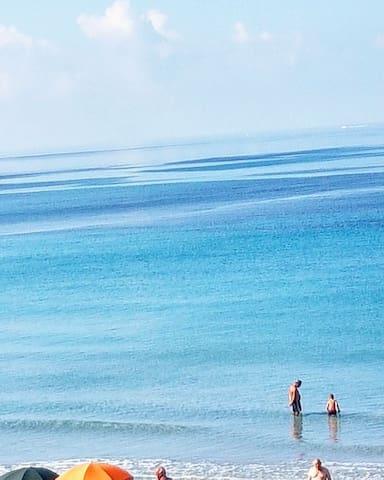 Mar mediterraneo, cantinetta di Peppe.Nido D'Amore