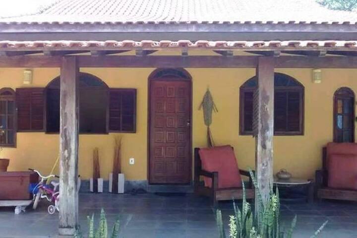 Casa D'Aldeia - Silva Jardim - Hus