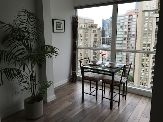 Yaletown Studio Apartments For Rent