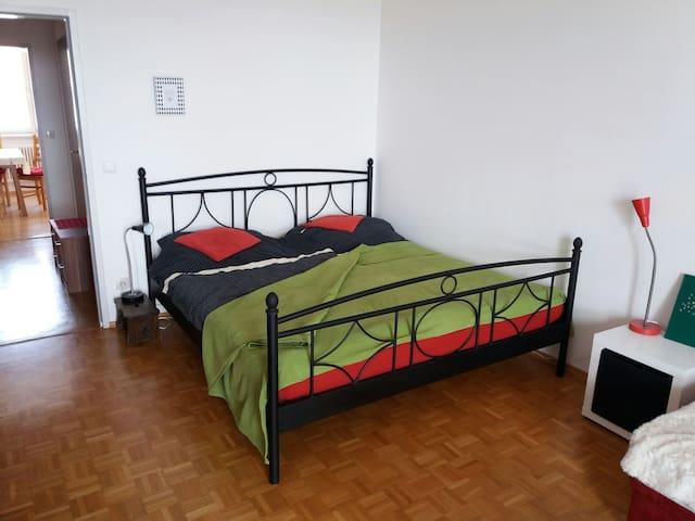 Sunny, central apartment in Graz