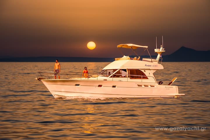Private Cruise Gazal Yacht