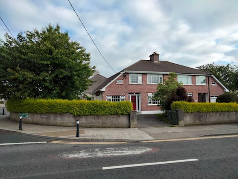 Semi detached house situated on Strandhill Road.