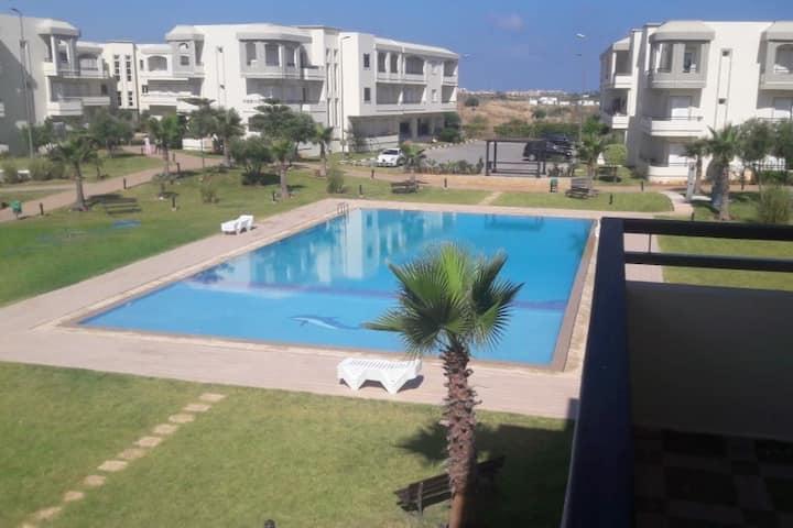 Bahia Golf Beach, très joli appartement 164 m²