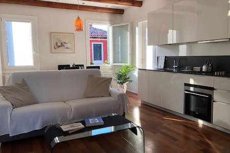 Deluxe GaiaShine apartment in Venice