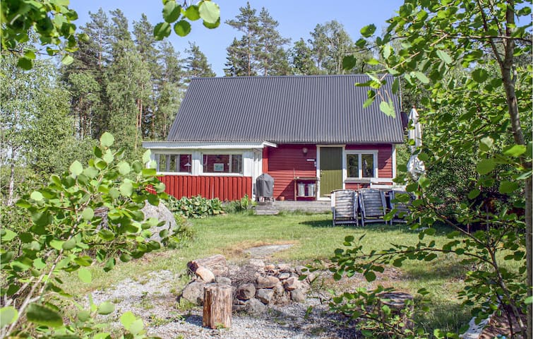 Holiday cottage with 1 bedroom on 45m² in Trensum