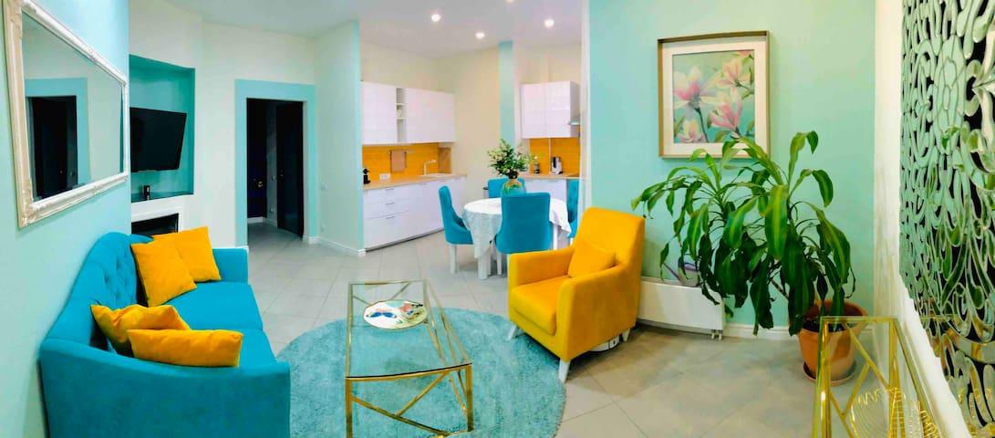 Новая квартира, лучший район, до Эрмитажа 10 минут