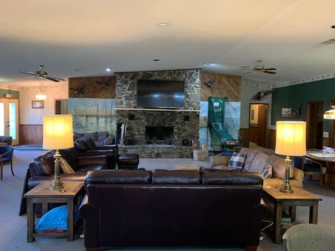 Cypress Point Hunting Lodge