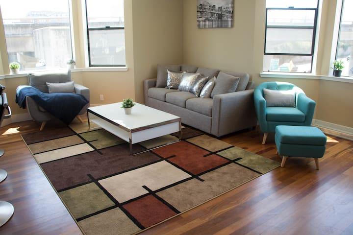 Brand New Deluxe 2 Bedroom Apartment # 1