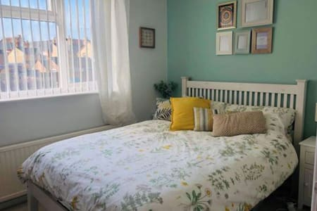Deluxe Double Room - Shared House - Southam