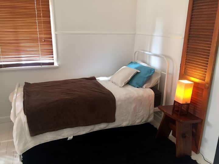 Room in Sidney street.