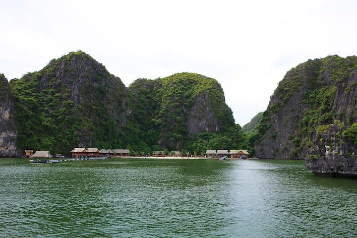 Catba Island - Halong Bay 2 Days from Hanoi