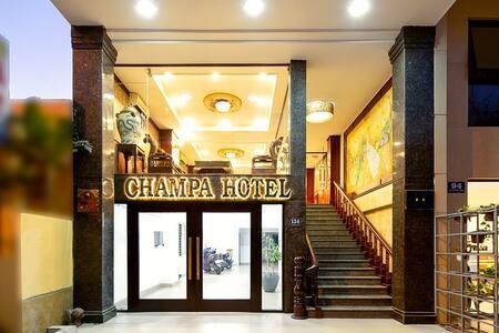 Khách sạn champa Đà Nẵng_Phòng 4 người