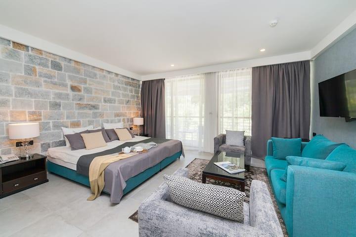Casa del Mare Amfora - Junior suite Sea view