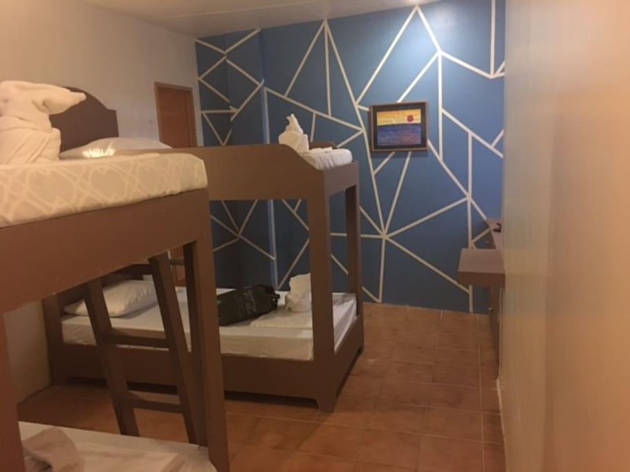 207 - Bunk Beds