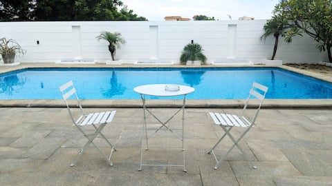 Villa Moya - Beach house with pool @ ECR Chennai