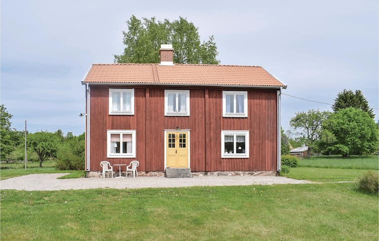 Holiday cottage with 2 bedrooms on 90m² in Urshult