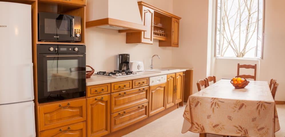 Appartement Villa Murat - Labastide-Murat - 別荘