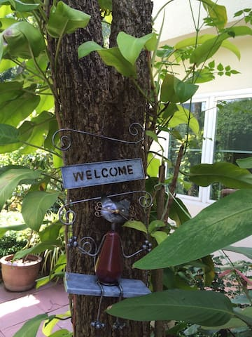 Warm welcome to my beautiful home. - Banguecoque - Casa