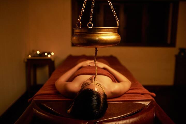 Ayurvedic treatment, Shirodhara