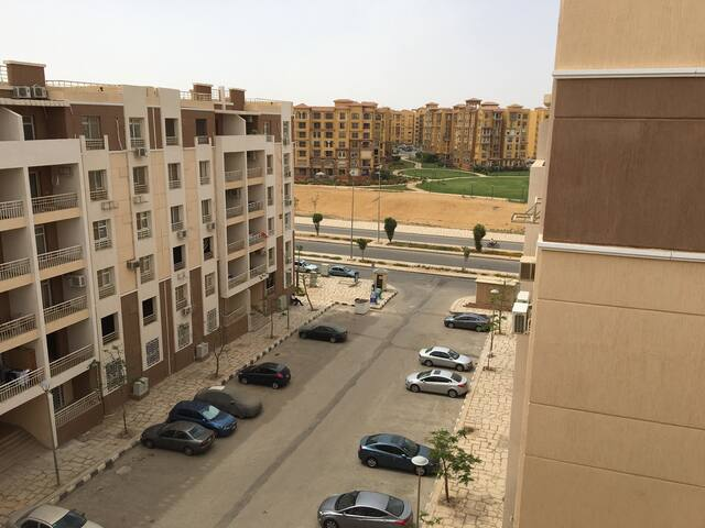 Apartment for rent in madinaty