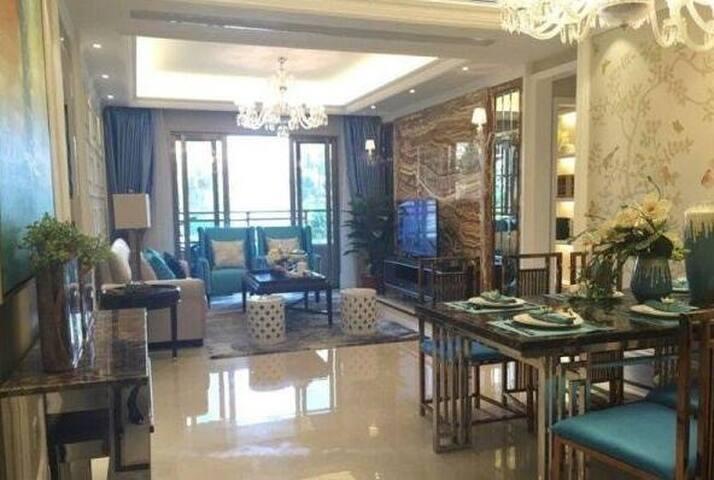新亚洲花园公寓 - 深圳 - Leilighet