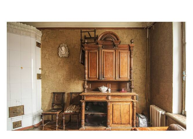 Habitation a estilo de San-Petersburgo