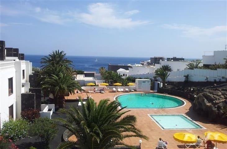 Espectacular apartamento Lanzarote - Puerto del Carmen - Lejlighed