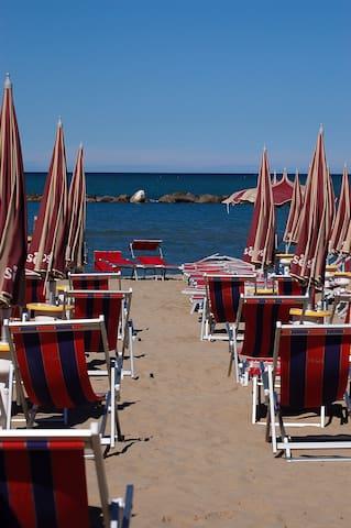 Appartamento sul mare -  San Benedetto del Tronto - San Benedetto del Tronto - Appartement