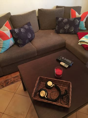 Central 2 rooms apartment close to the city center