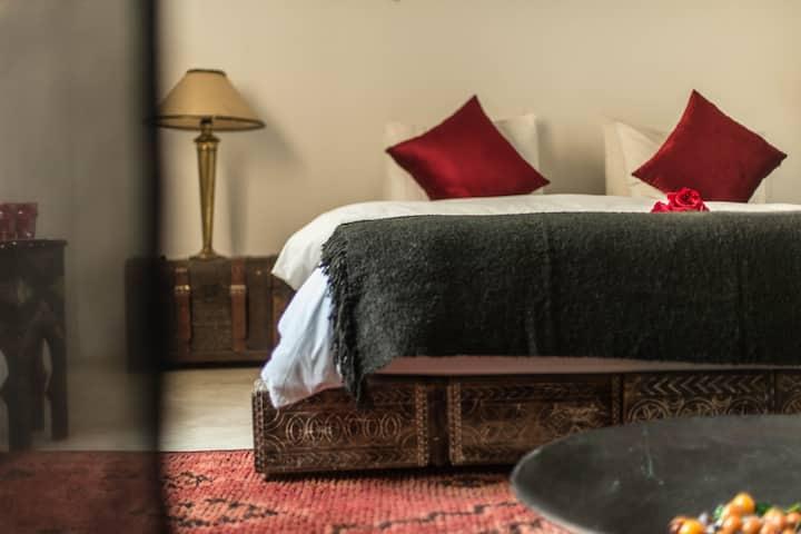 Bliss Riad, lovely & friendly Riad - Exec Room 1