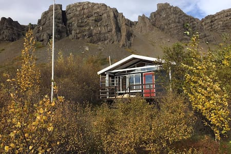 Múlabyggð - Cosy cabin in beautiful location - Borgarnes - Cottage