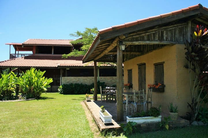 Quarto com linda vista para serra! - Pindamonhangaba - Bed & Breakfast